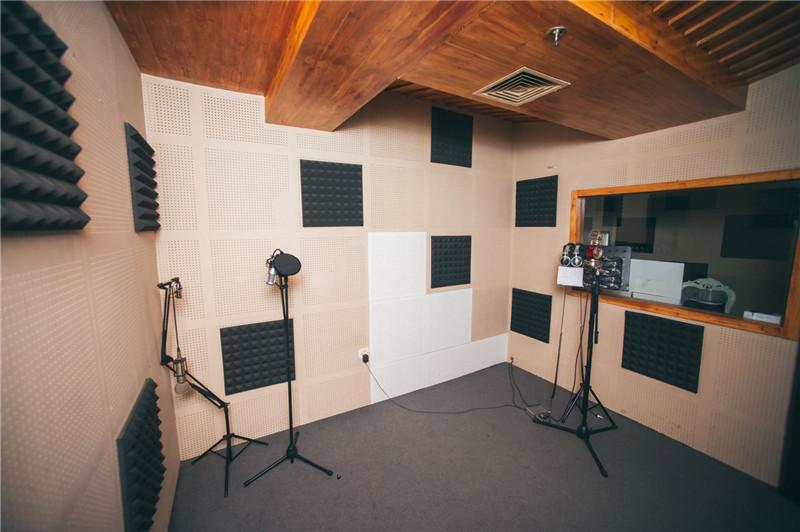 西安音乐制作录音工作室
